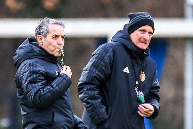 Verlängert der FC Basel vorzeitig mit Trainer Marcel Koller?