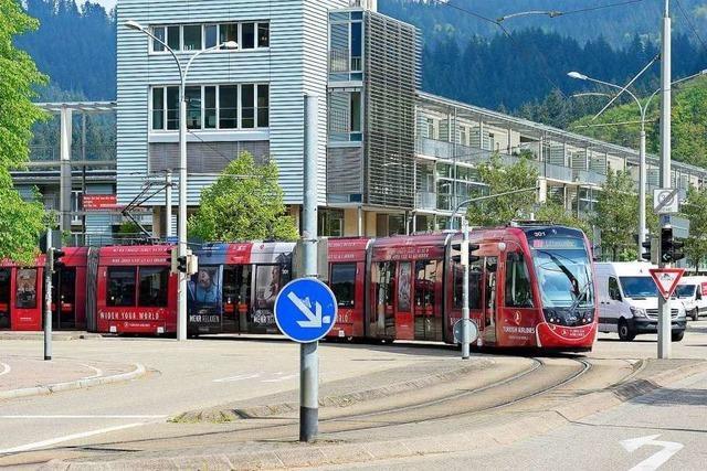 Wird die Freiburger Ost-West-Tram verlängert, bevor die Tunnel-Baustelle kommt?