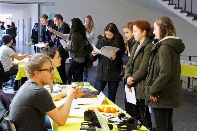 Uni Basel erwartet rund 4500 Gymnasiasten zum Bachelor-Infotag
