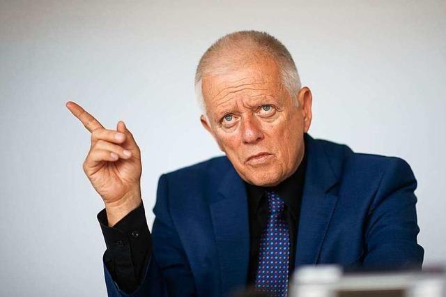 Stuttgarter Oberbürgermeister Kuhn tritt überraschend nicht wieder an