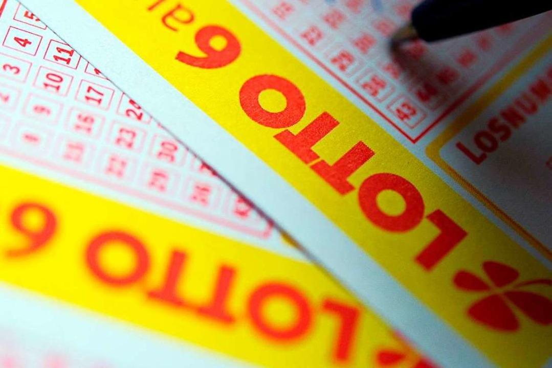 Silvesterlos Lotto Baden Württemberg Zahlen