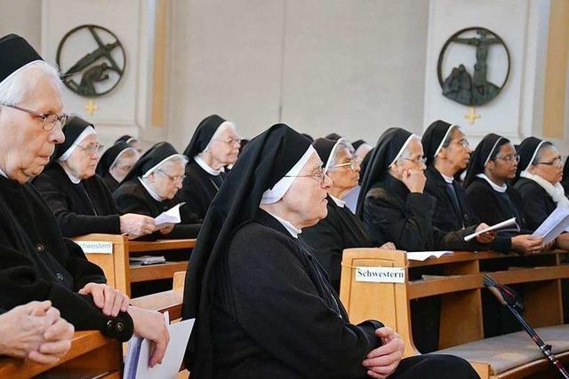 100 Jahre Schwestern vom Heiligen Josef in St. Trudpert in Münstertal