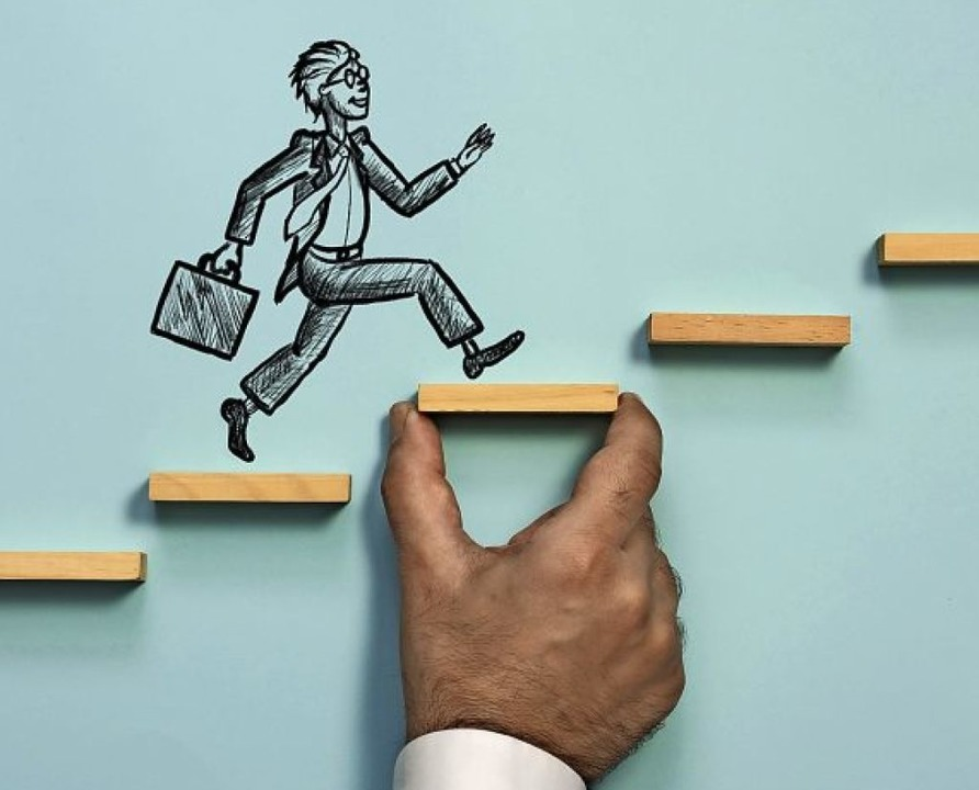 Schritt für Schritt zum Traumjob  | Foto: ilkercelik - stock.adobe.com
