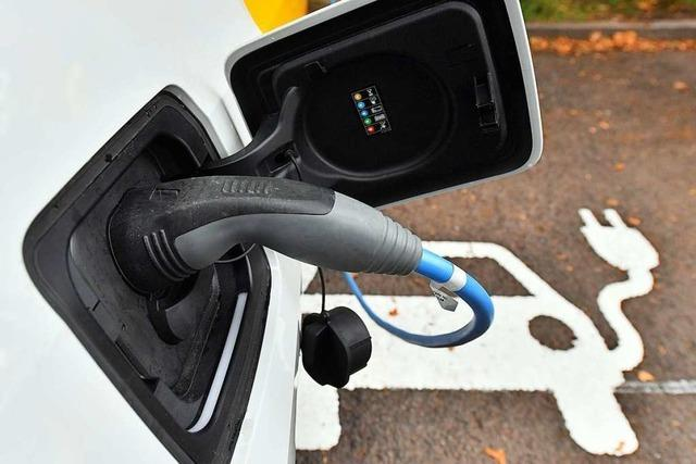 Basel erweitert seine Flotte an E-Fahrzeugen