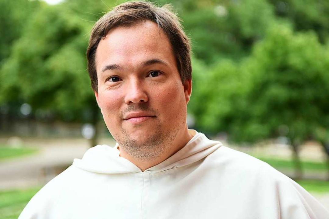 Er will den Fokus auf die Gemeindearbeit legen: Pater Markus Fischer.    Foto: Rita Eggstein