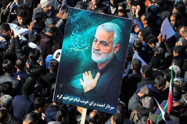 Konflikt zwischen USA und Iran eskaliert – alle aktuellen Entwicklungen