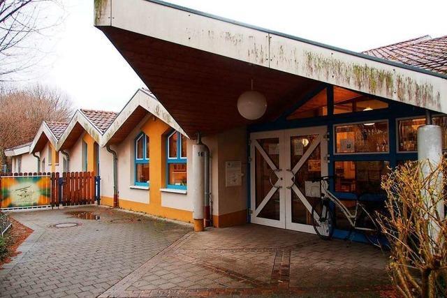 Kindergarten in Zarten soll saniert, umgebaut und erweitert werden