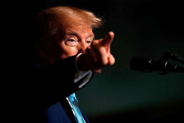 Nun liegt es an Trump: Prekärer Frieden oder furchtbarer Krieg?