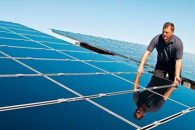 Mit Photovoltaik kann jede und jeder zum Stromproduzenten werden