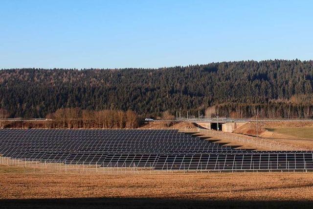 Löffingen hat seine Klimaziele für 2020 schon erreicht – und sogar überschritten