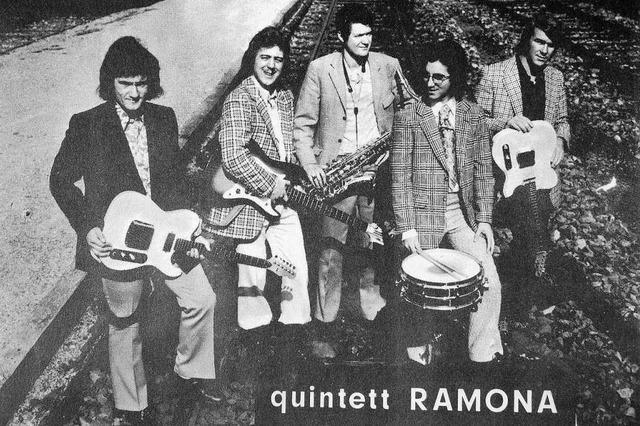 Vor 50 Jahren gründete sich die Ortenauer Kultband Ramonas
