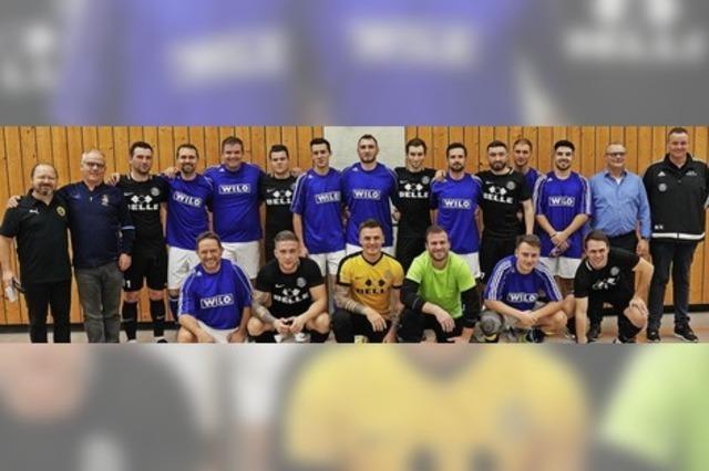 Doppelter Heimsieg für Wyhls Fußballer