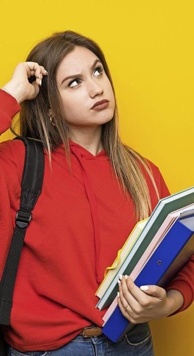 Wie geht's nach der Schule weite...cheidung von weitreichender Bedeutung.  | Foto: luismolinero - stock.adobe.com