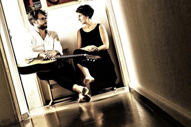 Lietz und Lotte präsentieren Chansons der 30er- bis 90er- Jahre im KiK