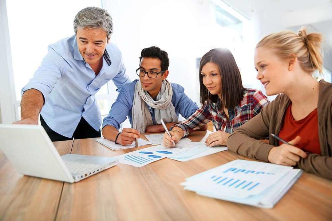 Das Seminar macht fit  für den Einstieg in den Arbeitsalltag.  | Foto: goodluz - stock.adobe.com