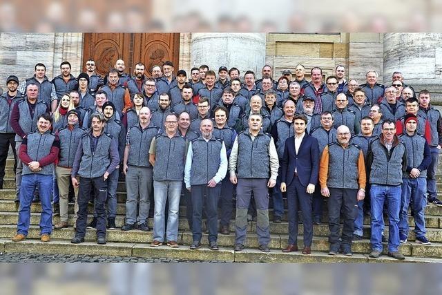 Start für Forstbezirk Südschwarzwald