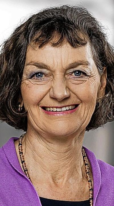 Edith Saner  | Foto: CVP Aargau