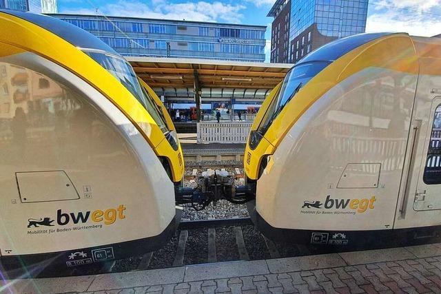Immer mehr Fahrgäste haben von der Breisgau-S-Bahn die Nase voll