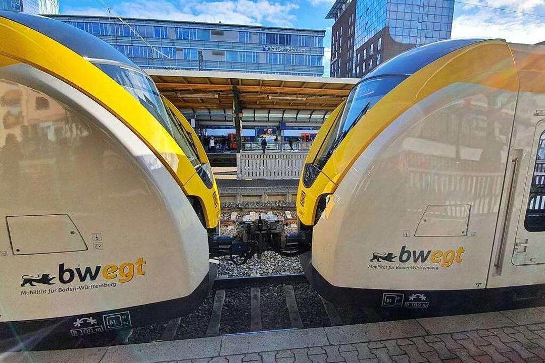 Dauert das Kuppeln zu lang, gerät der Takt auf der Breisgau-S-Bahn in Gefahr.   | Foto: Sebastian Wolfrum