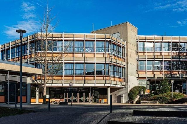 Umbau des Gundelfinger Schulzentrums wird drei Millionen Euro teurer