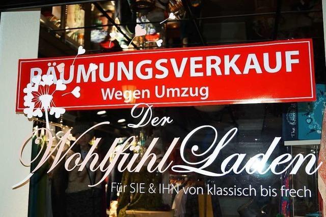 Der Wohlfühlladen verlässt Badenweilers Einkaufsstraße