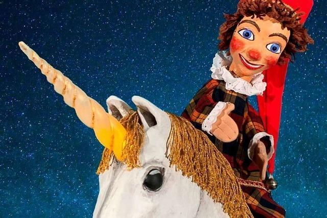Premiere bei der Freiburger Puppenbühne: