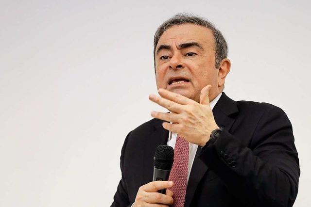 Carlos Ghosn wettert gegen Japans Justiz