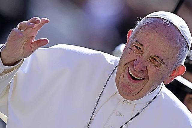 AUCH DAS NOCH: Papst warnt: