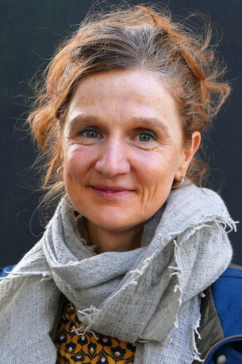 Kerstin Müller  | Foto: Sabine Ehrentreich