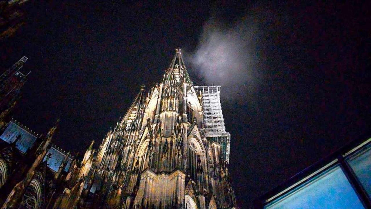 Sieht das wie ein Brand aus?  | Foto: --- (dpa)