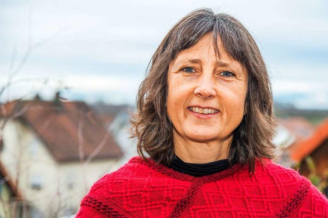 Gabriele Anna Franz hat ihre Berufung gefunden.  | Foto: Olaf Michel