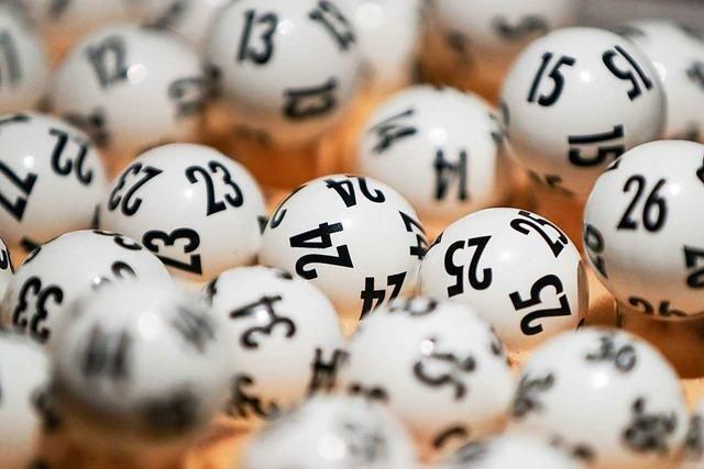 Lotto-Spielerin aus dem Raum Lahr gewinnt 1,4 Millionen Euro