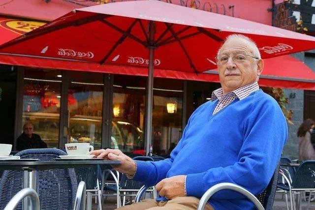 Die Stadt trauert um Eismacherlegende Silvano Zampolli