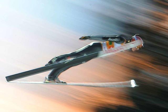 Es gibt genügend Schnee für den Weltcup der Skispringer in Titisee-Neustadt