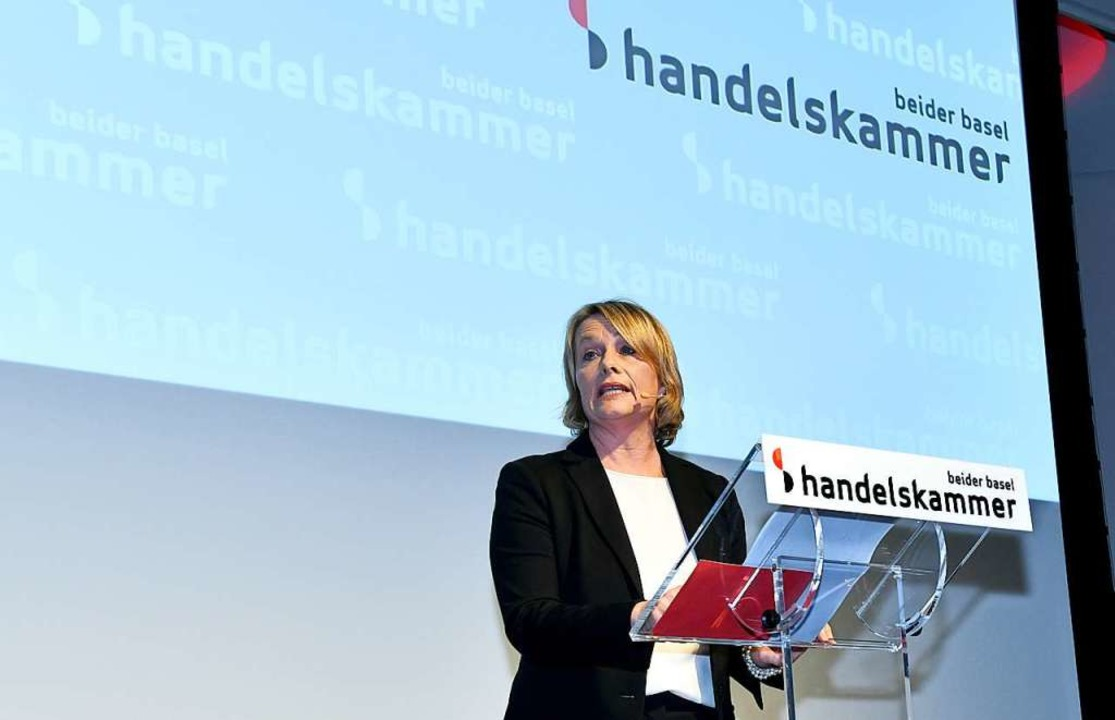 Elisabeth Schneider-Schneiter    Foto: Handelskammer