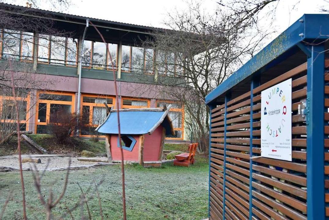 Die Kinderkrippe Plumperquatsch brauch...e wie  Schule, Jugendraum und Vereine.  | Foto: Andrea Gallien