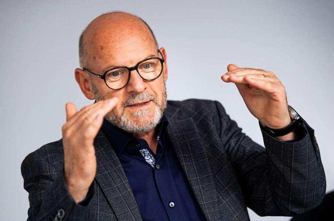 Winfried Hermann  | Foto: Fabian Sommer (dpa)