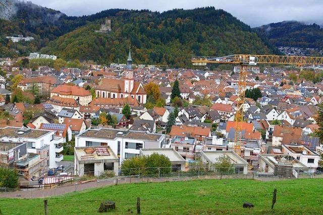 Leben, wohnen und bauen in Waldkirch: Bürgerwerkstatt am 25. Januar