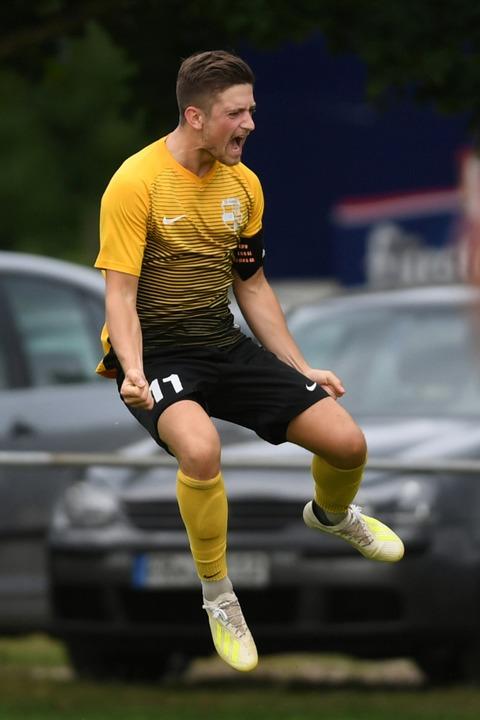 Pascal Geiger kommt aus der Bezirksliga zum Freiburger FC  | Foto: Patrick Seeger