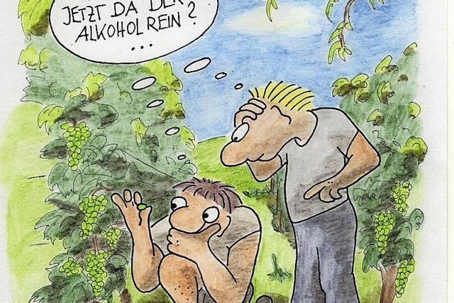 Regionale Cartoons in Withas Werkhof