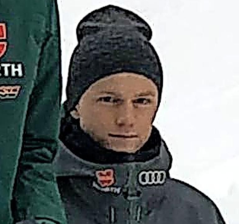 Sieger beim Deutschlandpokal: Sebastian Rombach     Foto: Rolf Schilli