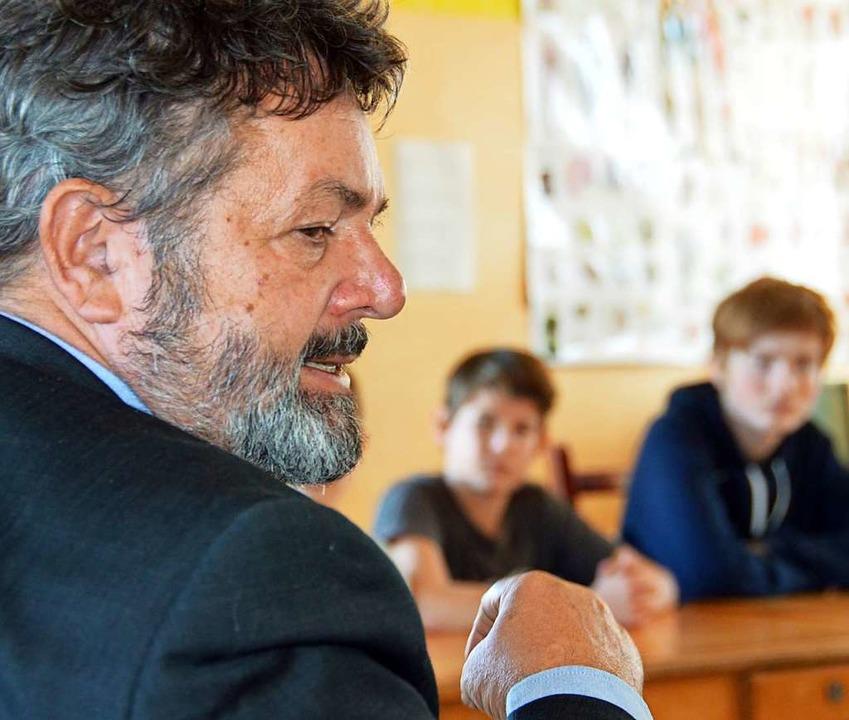 Reinhold Pix will bei der Landtagswahl...rn in den Wahlkreis Breisgau wechseln.  | Foto: Gerhard Lück