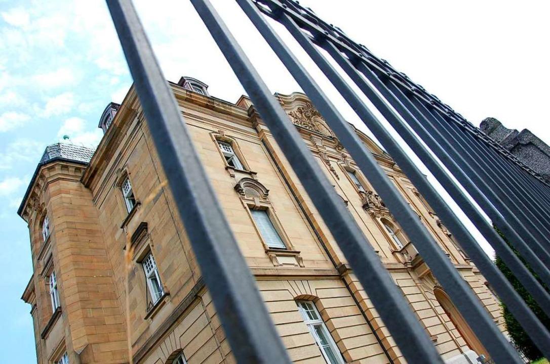 Der Prozess fand vor dem Amtsgericht in Lahr statt.  | Foto: Christian Kramberg