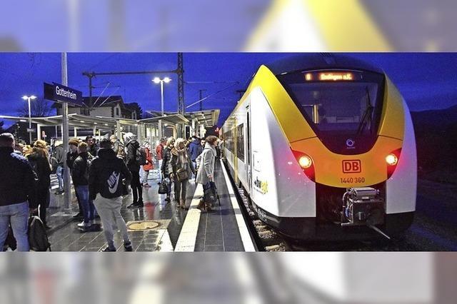 S-Bahn auch nach den Ferien verspätet