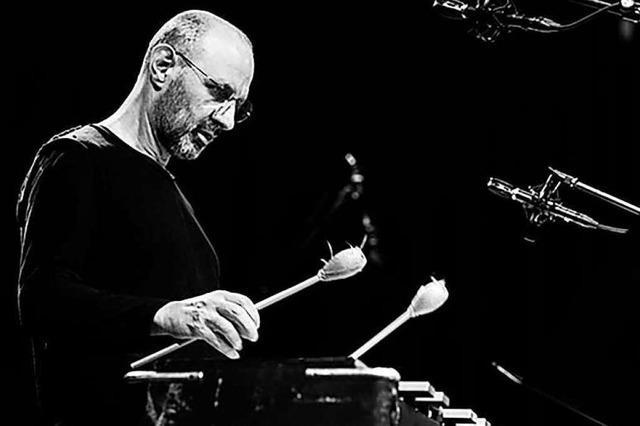 Jorge Rossy bringt sein Vibes Quintet in den Freiburger Schützen