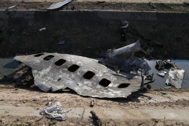 Flugzeugabsturz im Iran - Trudeau geht von iranischem Abschuss aus