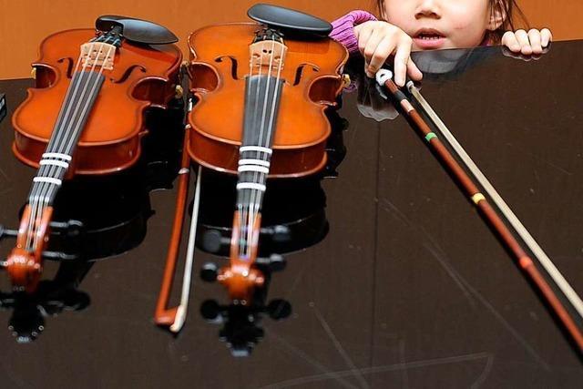 Musik ist kein Orchideenfach