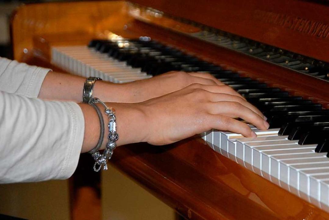 Es dürfen, müssen aber nicht ausschließlich Musikbeiträge sein.  | Foto: Leony Stabla