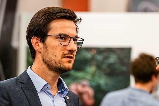 Freiburgs OB Martin Horn kritisiert AfD-Stadtrat
