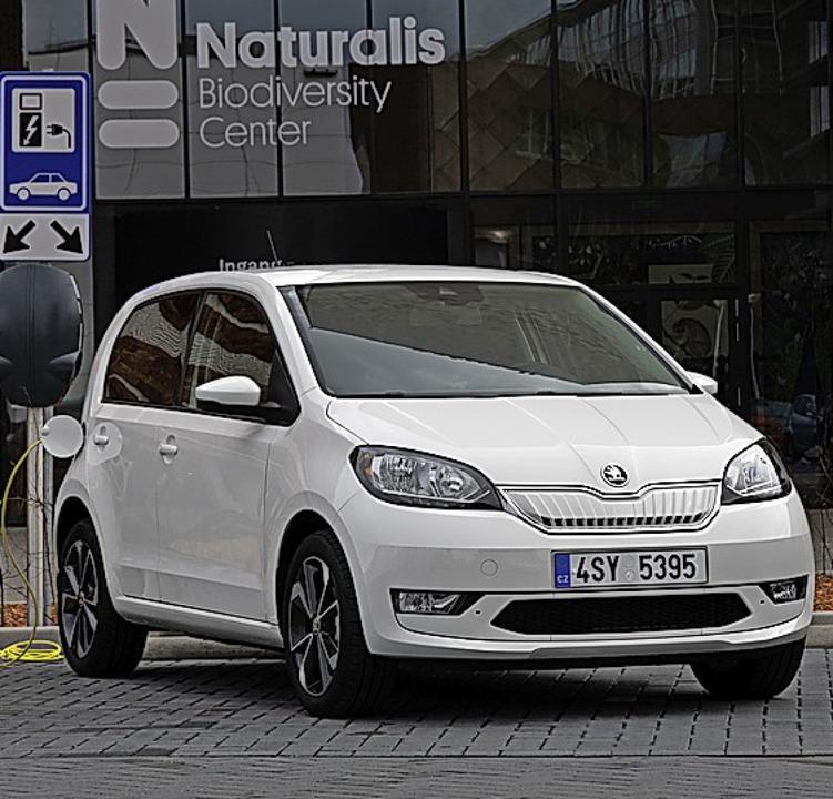Škoda Citigo-e iV  | Foto: Hersteller